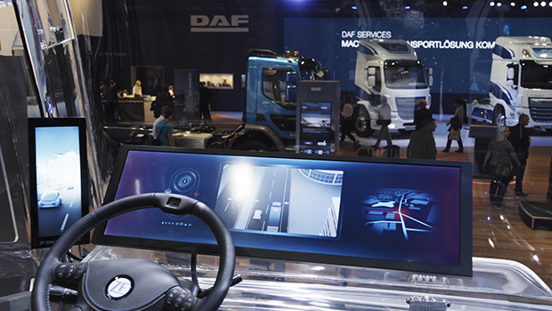 ZF - IAA COMMERCIAL VEHICLES 2018